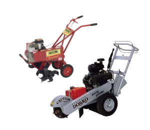 Lawn and garden equipment rentals in Honolulu, Waikiki, and Oahu