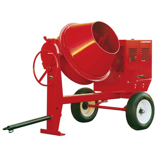 Where to find CONC MIXER 4 CF, GAS in Honolulu