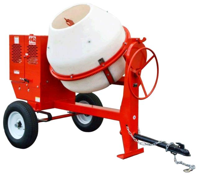 Where to find MULTIQUIP CONC MIXER 9 CF, GAS in Honolulu