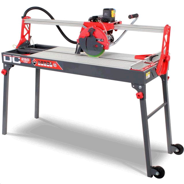 Where to find Tile Saw Rubi DC250-1200 48 in Honolulu