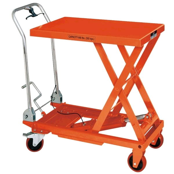 Where to find HYDRAULIC  LIFT TABLE 660LBS in Honolulu