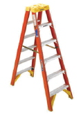 Rental store for LADDER, 14  STEP FIBERGLASS in Honolulu HI