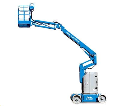 Where to find GENIE Z-30 20N ARTICULATING  BOOMLIFT in Honolulu