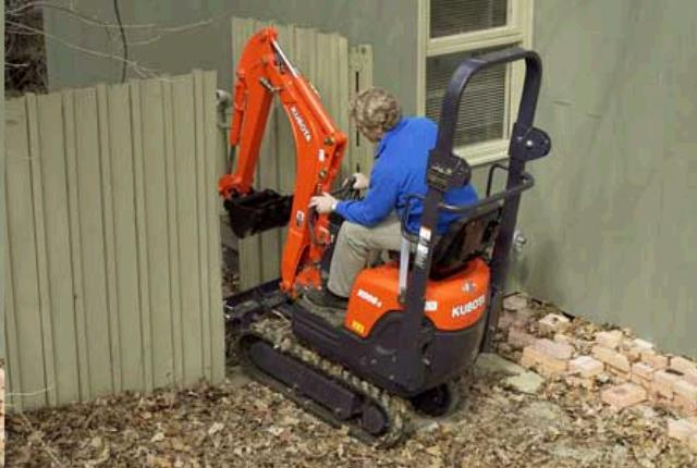KUBOTA MINI EXCAVATOR K008 3 Rentals Honolulu HI, Where to Rent