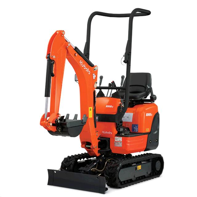 Where to find KUBOTA MINI EXCAVATOR K008-3 in Honolulu