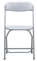 Rental store for CHAIR FOLDING WHITE in Honolulu HI