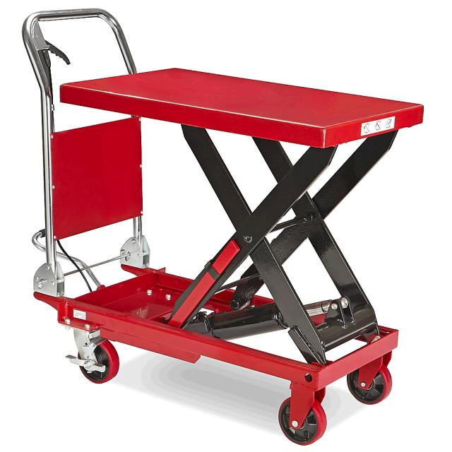 Where to find HYDRAULIC LIFT TABLE 1,100LB 32X20 in Honolulu
